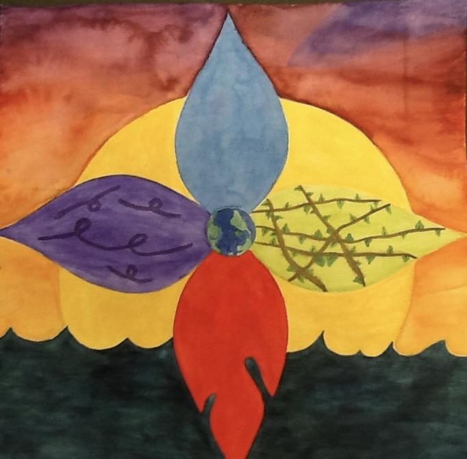 art ii unity four elements fairhaven high school visual arts